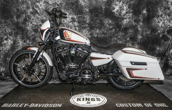 Harley Davidson Saddle Bag Brackets and Spark Plug Wires Rome NY