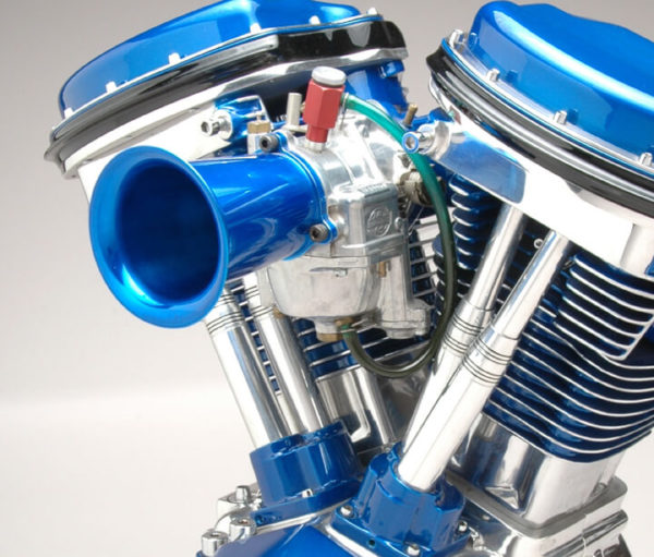 Powder Coating Carburetors