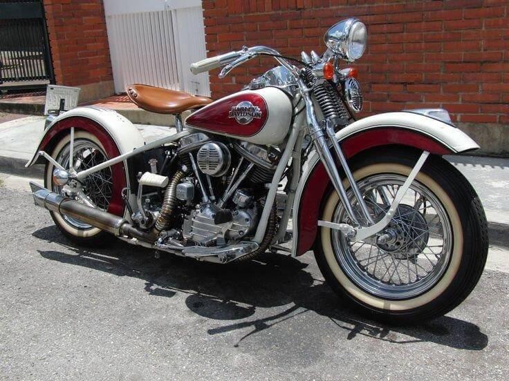 Powder Coating Harley Davidson 174 Knucklehead 174 And Panhead
