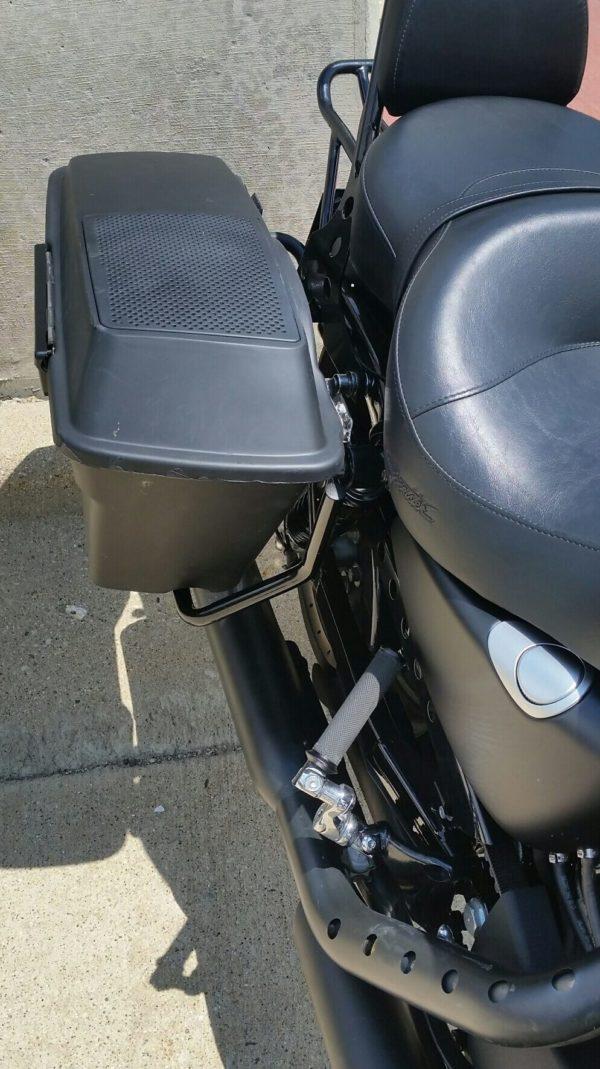 Sportster Saddle Bag Bracket