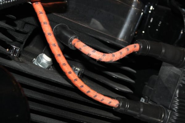 Sumax Taylor Universal Cloth Spark Plug Wires