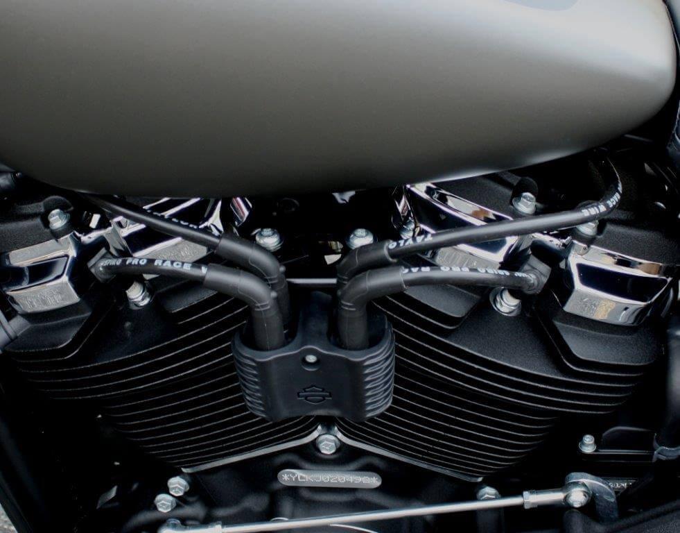 409 Pro Race Custom Fit Spark Plug Wires  Kit  For Harley