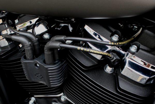 8.2mm ThunderVolt Motorcycle Spark Plug Wires