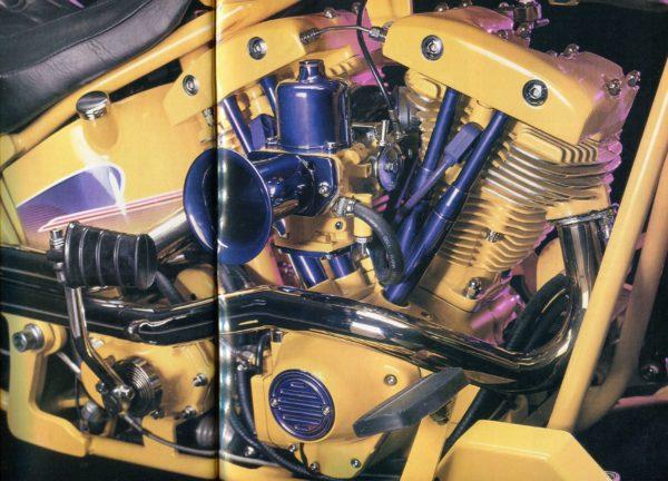 Shovelhead Motor Powder Coating New Hartford NY