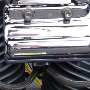 Braided 8MM Pro Braided Stainless Steel Spark Plug Wires
