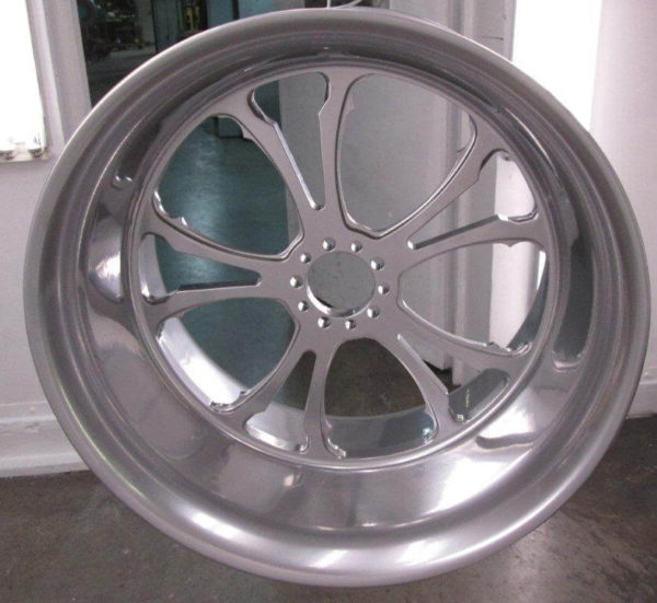 Powdercoating Rims