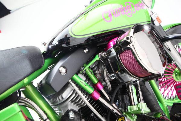VRod Motors Powder Coating