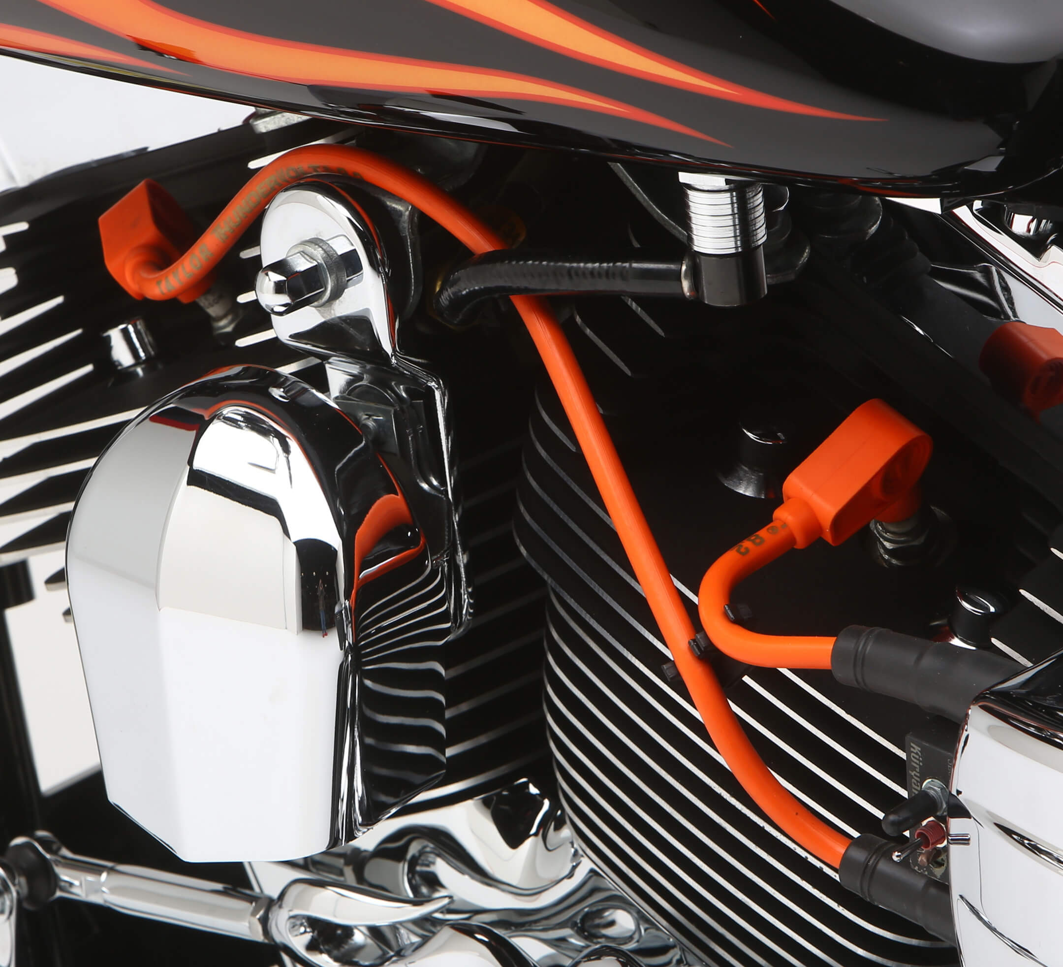 ThunderVolt 8.2mm High Performance Custom Spark Plug Wires (Kit) for on