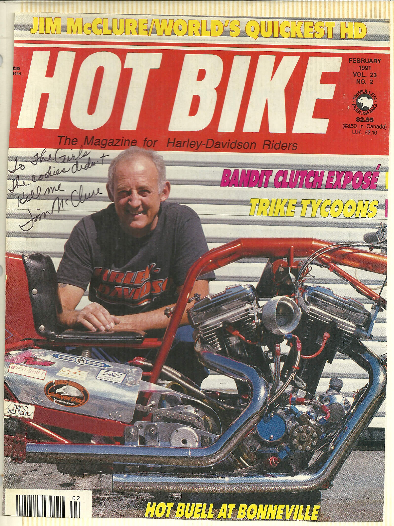 Jim Hot Bike