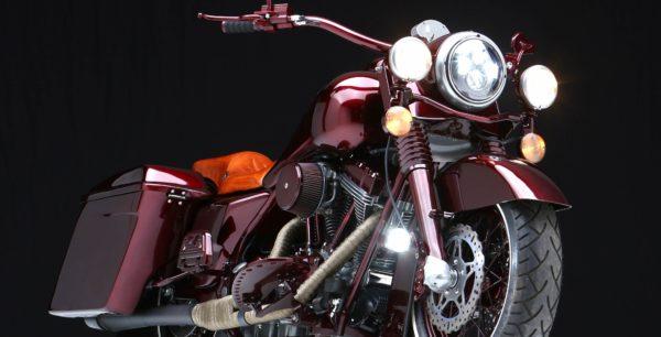 Sumax Custom Powder Coating Motorcycles and Industrial