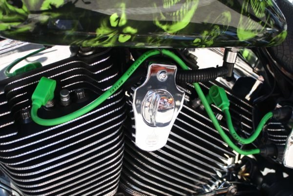 Sumax Universal Pro 8MM Green Spark Plug Wire Kits