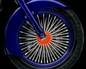 Sumax powdercoating frames and wheels