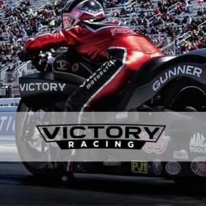 Victory DRAG Racing SPARK PLUG WIRES