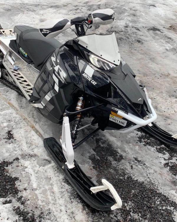 Snowmobile powder coating Rome NY